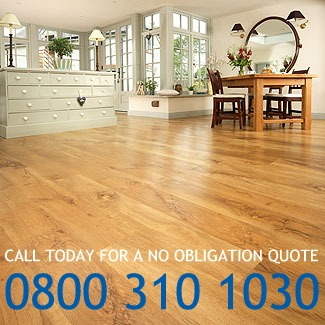 Surefit Carpets, suppliers and fitters of Karndean flooring in Doncaster